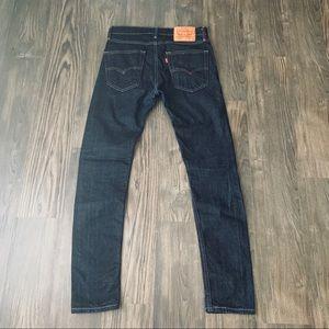 Levi's 510 High Waist Skinny Jeans